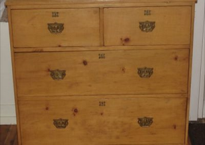 Refurbished drawers